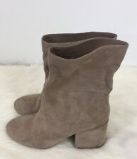 Charles by Charles David Beige Ankle Boots  Size 8M