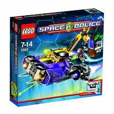 Lego Space Police 5982 Bankraub ATM Transporter Smash n Grab Alien