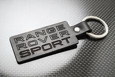 Range Rover SPORT Leather Keyring Schlüsselring Porte-clés HSE SVR SDV6 V8