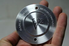 V2 Evo points cover cam cover insert Harley Evo FXR Dyna FL Softail WOW EPS19648
