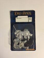 LOTR Games Workshop Morgul Knight 1 METAL GW Hobbit Blister OOP
