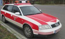 Audi A6 Quattro Avant MIC Fahrzeug Werkstattwagen