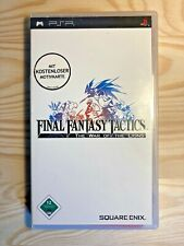 Final Fantasy Tactics: the War of Lions (Sony PSP, 2007)