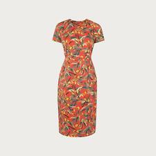 L.K.Bennett Susie Cherry Print Shift Dress