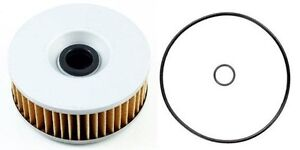 New Oil Filter With O-Rings For 1985-1995 Yamaha VMax V Max VMX 1200