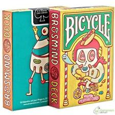 Bicycle Brosmind Deck Playing Card Deck - USPCC - New Sealed Deck
