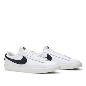 Nike Blazer Low Leather sneakers, US Mens Size 9 (UK Mens Size 8), RRP $110
