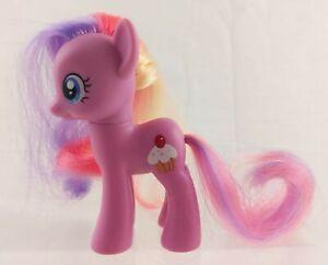 My Little Pony G4 FiM Cupcake Purple/Pink/Yellow Earth Pony