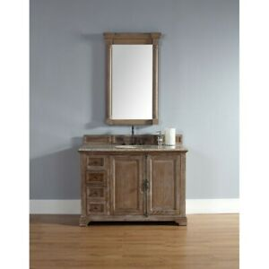 James Martin Providence 48' Single Vanity Cabinet, Driftwood - 238-105-5211