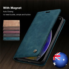 For iPhone XS Max XR 8 7 6s 6 Plus Luxury Slim Leather Wallet Flip Case Cover