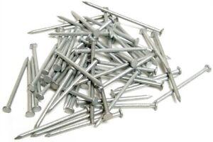 Galvanised nails misc - see drop down list/description
