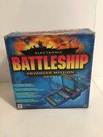 Electronic Battleship Advanced Mission - Complete No Instruction Book