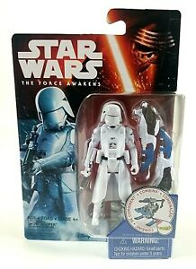 Hasbro Star Wars The Force Awakens Snow Mission First Order Snow Trooper Sealed