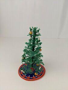 Vintage Lundby Christmas Tree 1:16 Dollhouse miniature