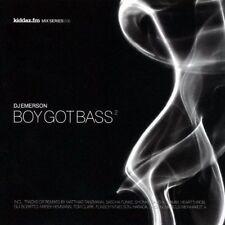 DJ Emerson - Boy Got Bass 2 (NEW CD) Mille Caro Samim Chris Air Pele Gui Boratto