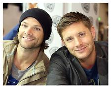 * SUPERNATURAL *  (* Dean & Sam *) Jensen Ackles & Jared Padalecki 8x10- Print