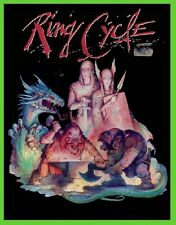 RING CYCLE pc cd rom big box CARTONATO ITALIANO Mike Singleton 1996
