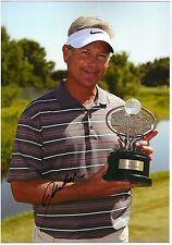 John Cook - Signed 12x8 Photograph - Sport - Golf