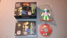 The Simpsons Treehouse of Horror DVD inc Toy and DVD Boxset
