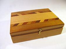 Antique Inlaid Storage/Trinket/Jewelry Box.
