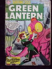 SHOWCASE #24  KEY GREEN LANTERN ISSUE!! DC COMICS SILVER AGE