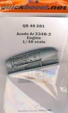 Quickboost Arado Ar 234b-2 Engine for hasegawar 1:48 kit kit motor motor