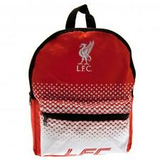 Liverpool FC Official Crested Junior Nylon Backpack School Bag Present Gift