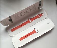 GENUINE Apple Watch Sport Band Strap  44mm /42mm CLEMENTINE (orange)
