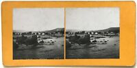 Cannes La Riserva Foto P39L9n25 Stereo Stereoview Vintage Analogica