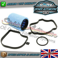 LLJ500010 Rover MG ZT CDT CDTi & 75 Crank Case Breather Filter Genuine SIcher