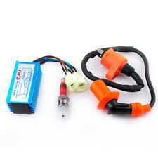 High Performance Racing Ignition Coil&Spark Plug&AC CDI For GY6 50cc 125cc 150cc
