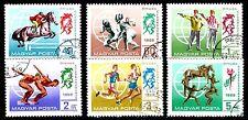 Hungary - 1969 Sports - Mi. 2537-42 VFU