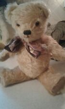 Merrythought Gold Teddy Bear - Farnell's Alpha Toys - Made in England 71 of 500