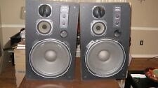 Pair Realistic Mach two 3 way speaker system