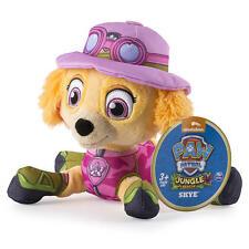 Paw Patrol Plush Toy - Skye Jungle Rescue Plush - New Authentic Item - Pup Pals