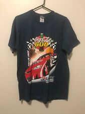 VTG NASCAR Coca-Cola 600 Tee Sz XL Great Condition Sports Racing America Retro