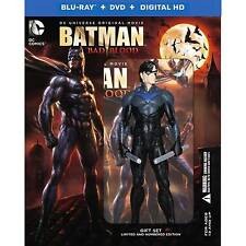 Batman: Bad Blood (Blu-ray/DVD, 2016, 2-Disc Set, Deluxe Edition Includes Digit…
