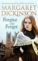 Very Good, Forgive and Forget, Dickinson, Margaret, Paperback