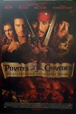 Pirates of the Caribbean DS French 27x40 Movie Poster