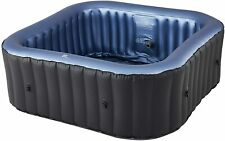 More details for 2021 mspa tekapo 4-person inflatable hot tub jacuzzi spa square 2 year warranty
