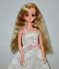 Takara Jenny Doll Blonde with Side-Part