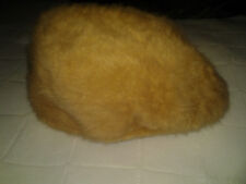 Kangol Furgora hat new with tags Angora beige/brown small classic