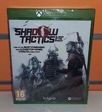 Shadow Tactics: Blades of the Shogun XBOXONE NUOVO ITA