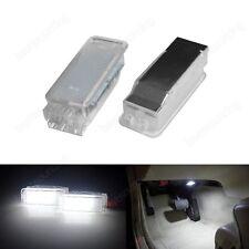 2x Citroën LED Footwell Trunk Interior Door Light C2 C3 C4 C5 C6 DS3 Saxo Xantia