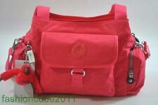 New KIPLING FELIX (FAIRFAX) Large SHOULDER / CROSSBODY BAG HB3711 640-Jazzy Pink