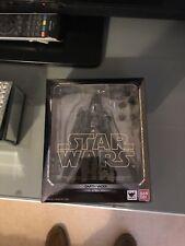 Darth Vader (EpIV Versione) BANDAI SH Figuarts Star Wars Figura Nuovo di zecca in confezione