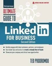 Ultimate: Ultimate Guide to Linkedin for Business by Ted Prodromou (2015,...