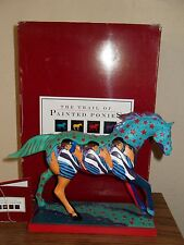 Trail Of Painted Ponies Caballito 2E  0022 SIGNED  FREE  INSURED SHIP!