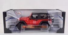 2014 Jeep Wrangler 1:18 Model Car Maisto Special Edition, New
