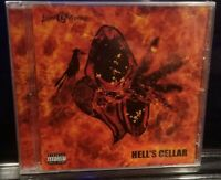 Insane Clown Posse - Hell's Cellar CD SEALED 2018 1st Press ICP juggalo twiztid